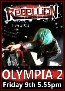rebellion FLYER