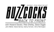 BUZZCOCKS!.....'BACK TO FRONT' ...WITH HOWARD DEVOTO!